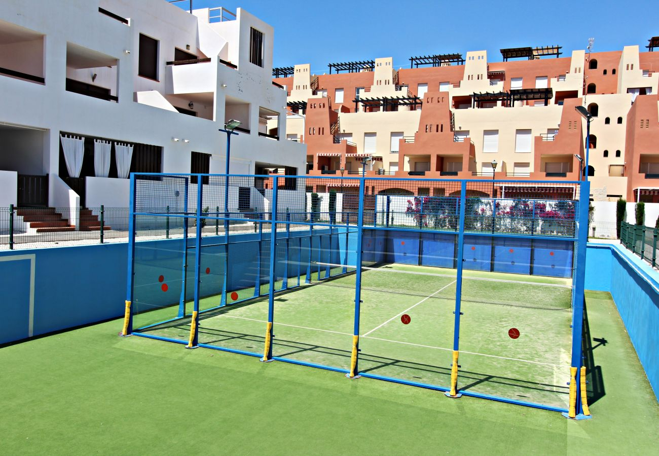 Ferienwohnung in Vera playa - Alborada 1st floor 221 - 150m Strand, WiFi, SAT TV