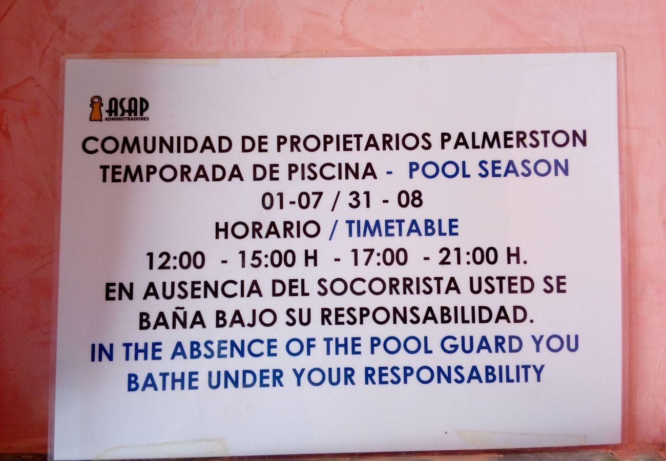 Ferienwohnung in Vera playa - Paraíso de Vera I - 250M Strand, privater Pool & WiFi