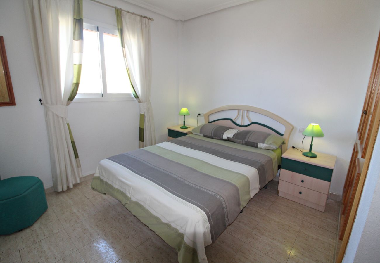 Ferienwohnung in Vera playa - Veramar 6 - Duplex mit WLAN und Privatgarten