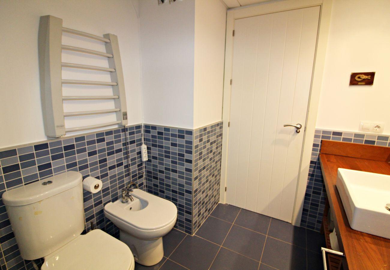 Appartement in Vera Playa - Alborada 1º247 - Zeezicht, 150m strand, WiFi