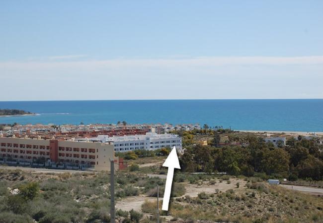 Appartement à Vera playa - Alborada Bajo - Plage 150m, WiFi, SAT TV
