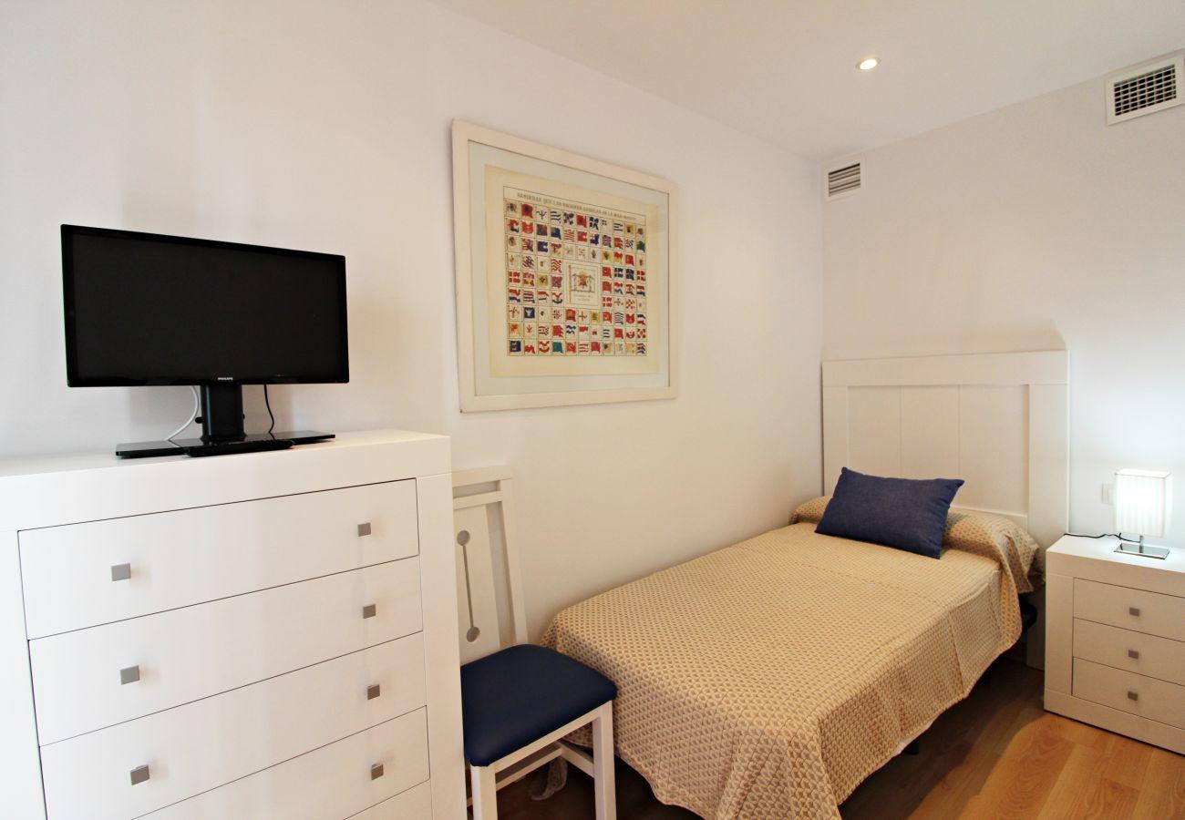 Appartement à Vera playa - Alborada 1º247 - Vues à la mer, plage 150m, WiFi