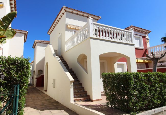 Appartement à Vera playa - Torremar Natura - Naturiste, terrasse & piscine climatisée