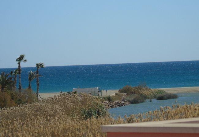 Appartement à Vera playa - Appartement avec 1 chambres à180 mde la plage