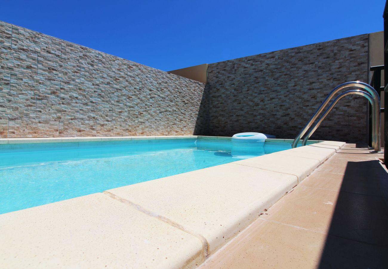 Appartement à Vera playa - Paraíso de Vera II - piscine privée, WiFi, 300m plage
