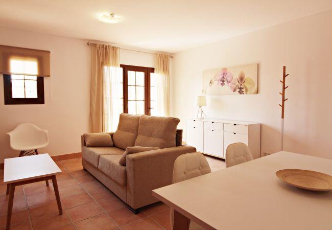 Appartement à Villaricos - Harbour Lights Duplex - 6 pax, à 200m de la plage