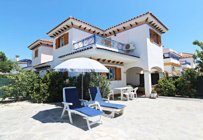 Appartement à Vera playa - Veramar 6 - Duplex avec WiFi et jardin privé