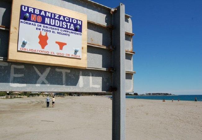 Apartment in Vera playa - Alborada Bajo - 150m beach, WiFi, SAT TV
