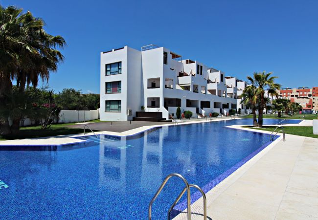 Apartment in Vera playa - Alborada Bajo - 150m beach, WiFi, SAT TV