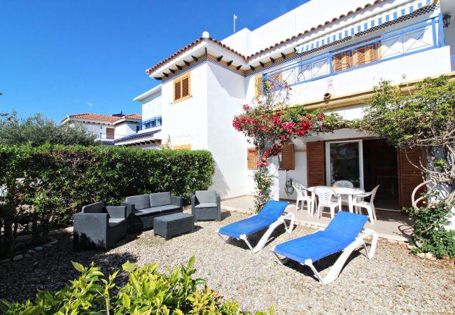 Apartment in Vera playa - Veramar 2 - 200m beach, private garden, pool