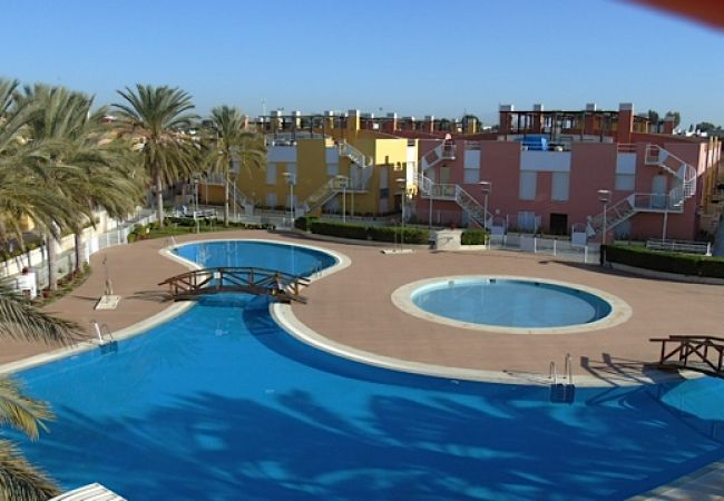 Apartment in Vera playa - Apartment of 1 bedrooms to 180 m beach