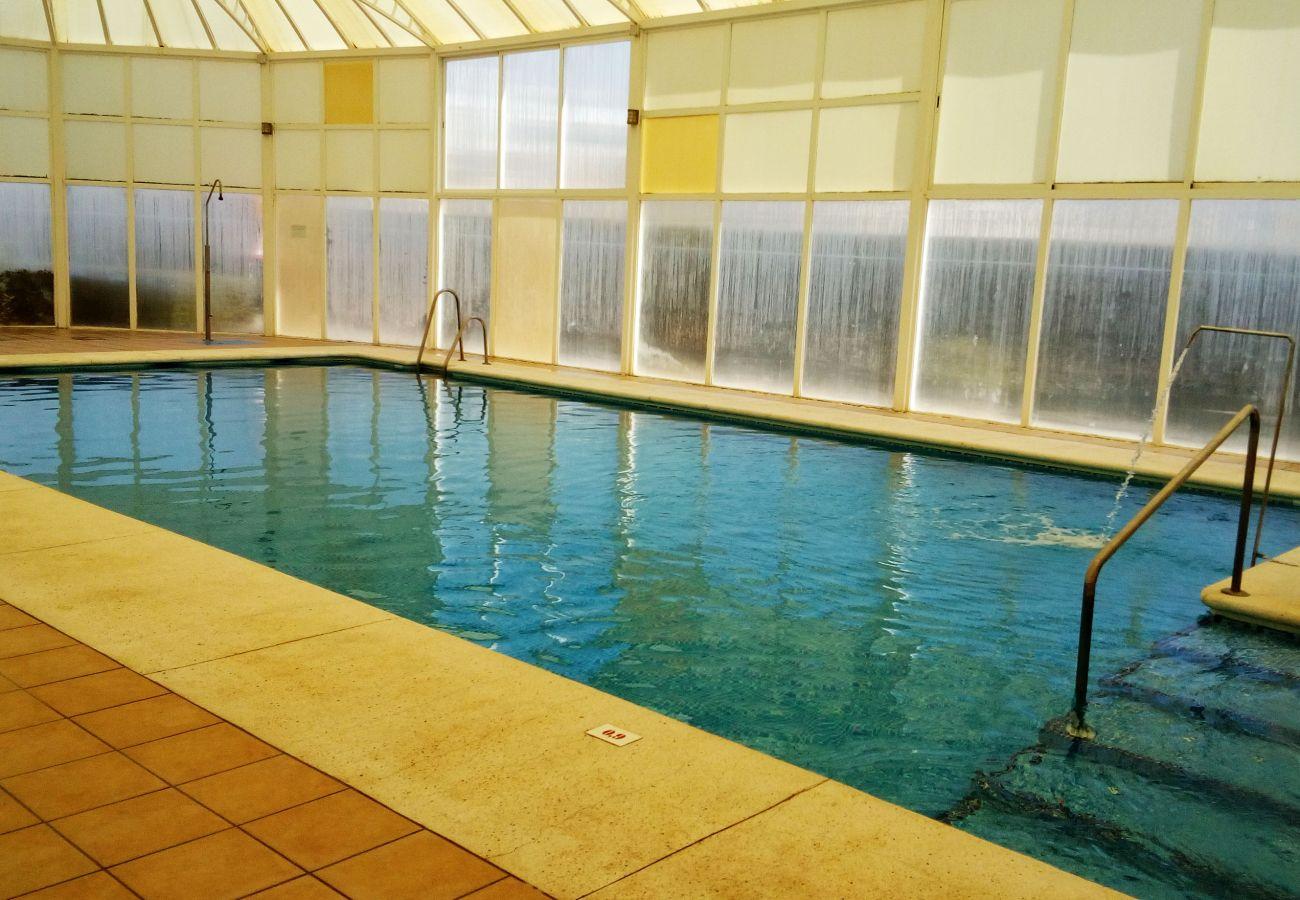 Apartment in Vera playa - Torremar Natura - Naturist, terrace & indoor heated pool