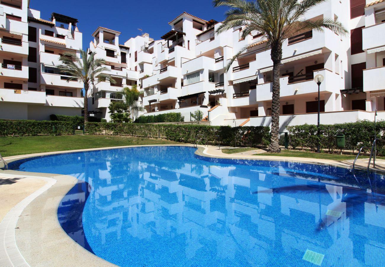 Apartment in Vera playa - Altos de Nuevo Vera - 400m beach, WiFi & terrace