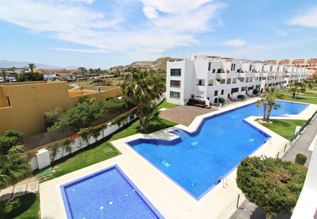 Apartment in Vera playa - Alborada 1º230 - 250m beach, terrace, pool