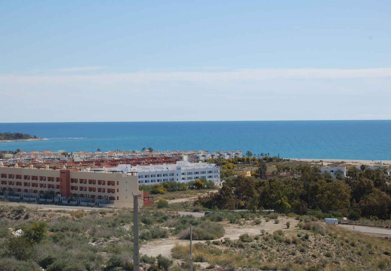 Apartment in Vera playa - Alborada B134 - Private garden & WiFi