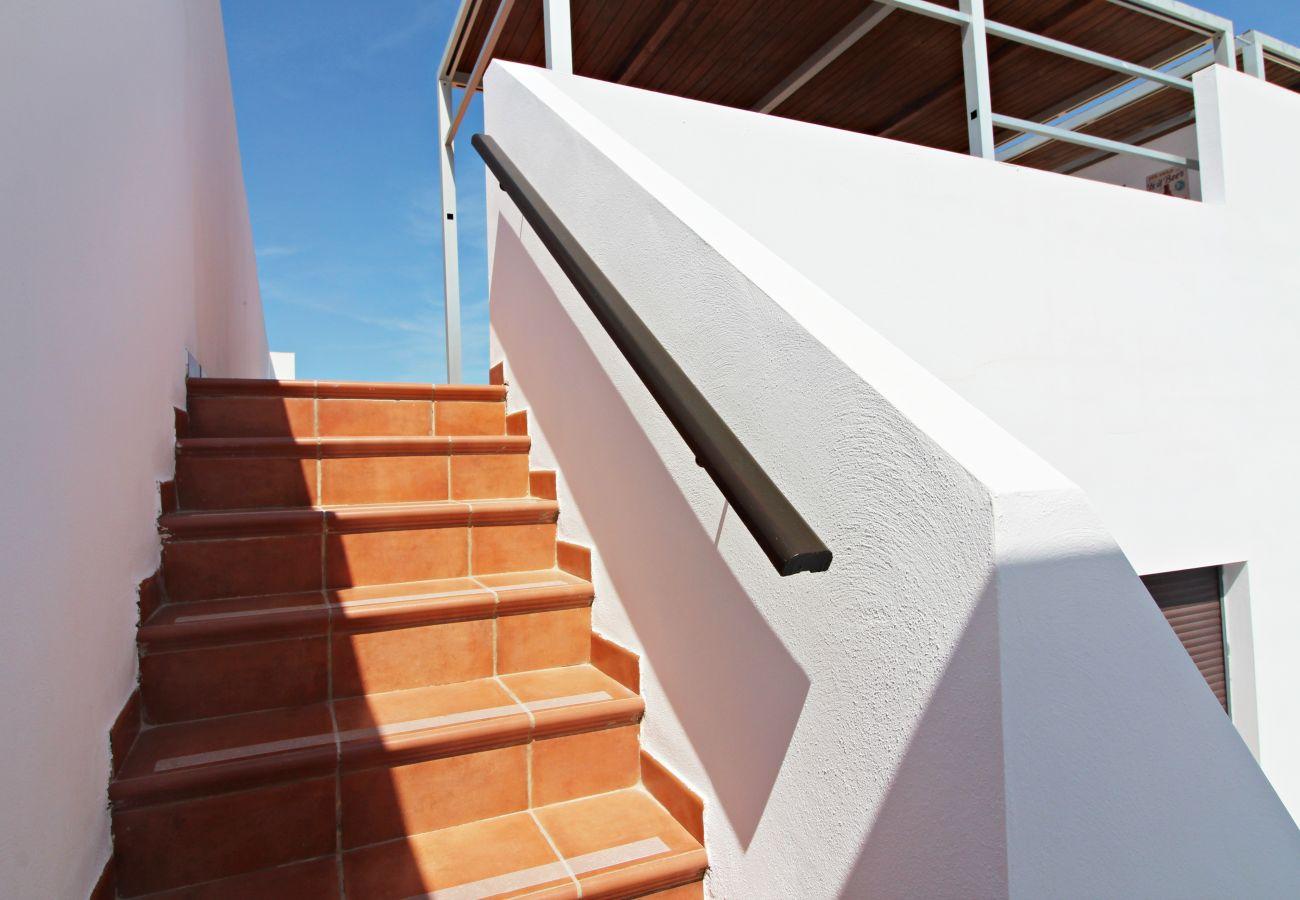 Apartment in Vera playa - Alborada 2º318 - 150m beach, WiFi + Internet TV