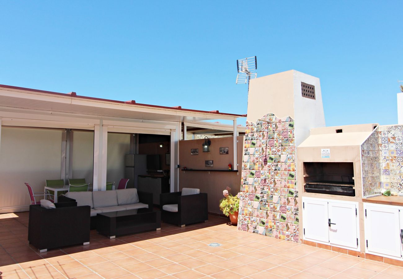 Apartment in Vera playa - Alborada 2º317 - 150m beach, WiFi, solarium
