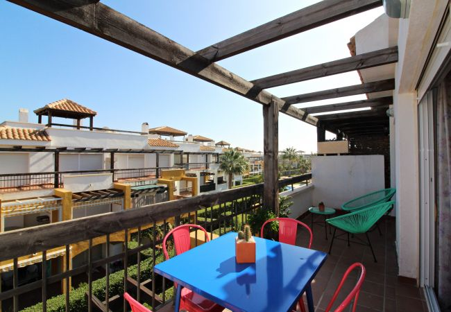 Apartment in Vera playa - Lomas del Mar 2 Penthouse - WiFi, terrace, solarium