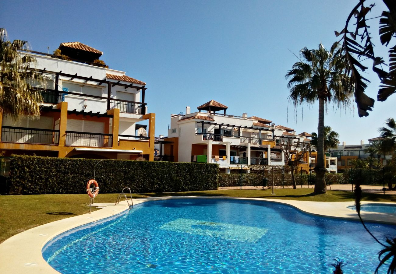 Apartment in Vera playa - Lomas del Mar 2 Penthouse - WiFi & roof terrace