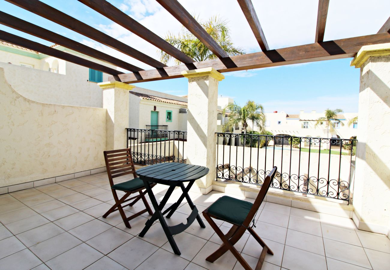 Townhouse in Vera playa - Las Casitas III - 100m beach, solarium, WiFi
